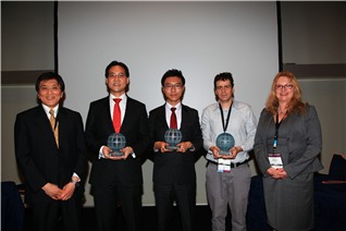 [NFC Global Competition 2012] Best Customer Convenience / Business